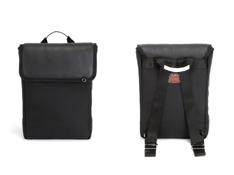 Basic Slim Backpack (3color)