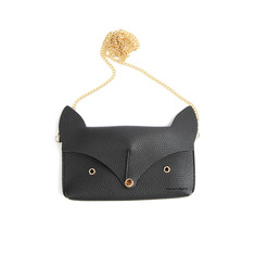 Fox Mini Bag Black